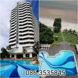 CONDO SALES SEA VIEW Fully Furnished Decorated Beach front Ready to move CHEAP PRICE
